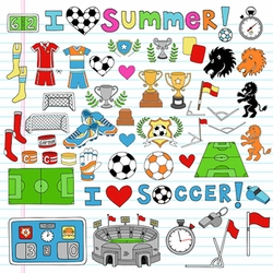 Summer Soccer Set for Jeroen