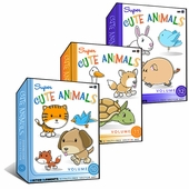 Super Cute Animals- Vol. 10-12 Bundle Pack Download Collection
