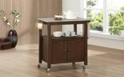 Miami Kitchen Cart by Sunset Trading GRM-CRT-MIA-ESB-SET