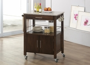 Vancover Kitchen Cart by Sunset Trading GRM-CRT-VAN-ESB-SET