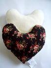 Carnation Bouquet Breast Cancer/Mastectomy Large Comfort Pillow