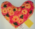 Cheery Mums Breast Cancer Mastectomy Large Underarm Pillow