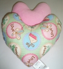 Cutie Pie Breast Cancer Mastectomy Large Underarm Comfort Pillow