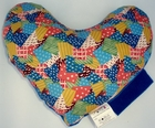 Friendship Quilt Breast Cancer Mastectomy Large Underarm Pillow