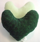 Green Shadows Breast Cancer/Mastectomy Large Comfort Pillow