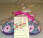 Living Through Breast Cancer Gift Pack (One Pillow)