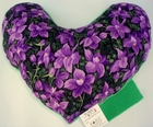 Rhododendron Meadows Breast Cancer Mastectomy Large Underarm Pillow