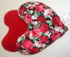 Mastectomy & Breast Cancer Small Heart Shaped Pillow