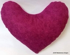 Splashes of Wine Breast Cancer Mastectomy Large Underarm Comfort Pillow
