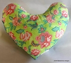 Tropical Paradise Breast Cancer Mastectomy Large Underarm Comfort Pillow