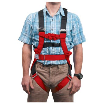 Liberty Mountain Rope Course Full-Body Harness
