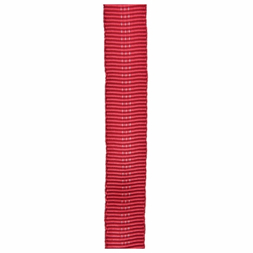 "ABC 1""X300' UIAA Tubular Webbing Red"