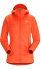 Arc'teryx Womens Arenite Hoody Fiesta