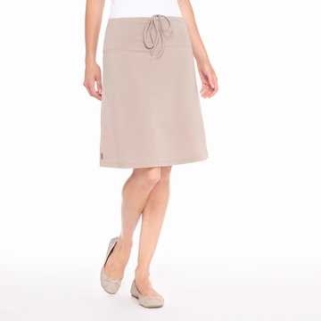 Lole Womens Lunner Skirt Biscotti Heather (Spring 2015)