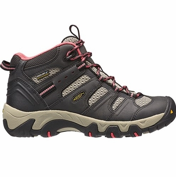Keen Womens Koven Mid Waterproof Raven/ Slate Rose