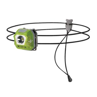 Beal L24 Headlamp Transparent Green