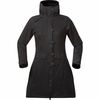 Bergans Womens Bjerke 3-in-1 Coat Black/ Solid Dark Grey