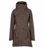 Bergans Womens Bjerke 3-in-1 Coat Clay/ Midnight Blue