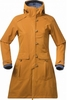 Bergans Womens Bjerke 3-in-1 Coat Desert/ Blue