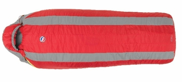 Big Agnes Encampment 15 Red/ Gray Regular