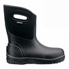 Bogs Mens Ultra Mid Insulated Boots Black Size 10