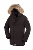 Canada Goose Mens Chateau Jacket Black