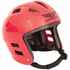 Cascade Full Ear Helmet Red