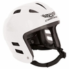 Cascade Full Ear Helmet White