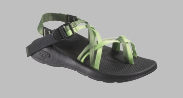 Chaco Womens ZX/2 Yampa Sandal Green