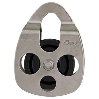 CMI SS Sides Bearing Pulley