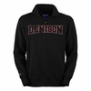 Denison 1/4 Zip Fleece Black