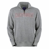 Denison 1/4 Zip Fleece Grey