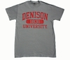 Denison 1831 T-Shirt Grey