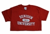 Denison 1831 T-Shirt Red