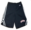 Denison Attack Short with Arched Logo Black