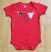 Denison Baby Bear Bottom Red