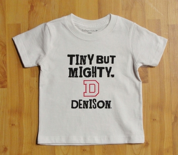Denison Baby Tiny But Mighty White