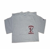 Denison Baseball T-Shirt Grey