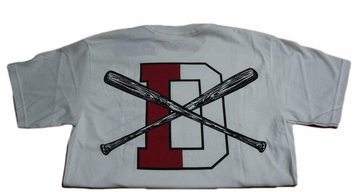 Denison Baseball T-Shirt White