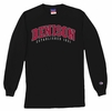 Denison Basic Long Sleeve Tee Black