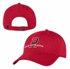 Denison Champion Garment Washed Twill Cap Scarlet