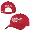 Denison Champion Sports Soccer Cap Red
