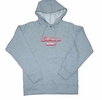Denison Champion Youth Pullover Hoodie Grey