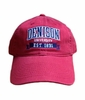 Denison Classic 1831 Hat Red
