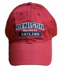 Denison Classic Sailing Hat Red