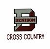 Denison Cross Country Car Decal