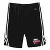 Denison D Attack Black Shorts
