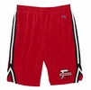 Denison D Attack Shorts Red