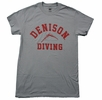 Denison Diving TShirt Storm