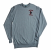 Denison Football Spirit Crew Heather Grey